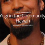 Yogi in the Community Interview